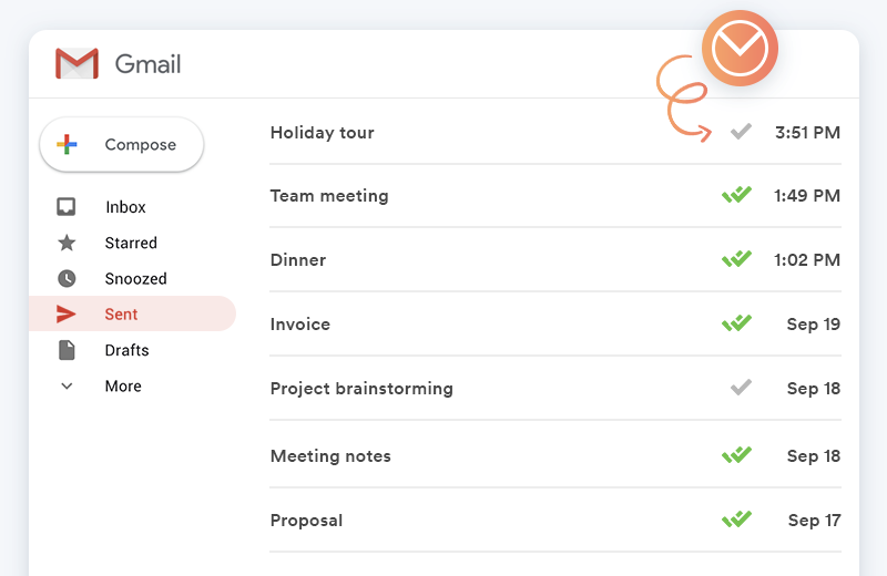 Mailalert - Free Email Tracking